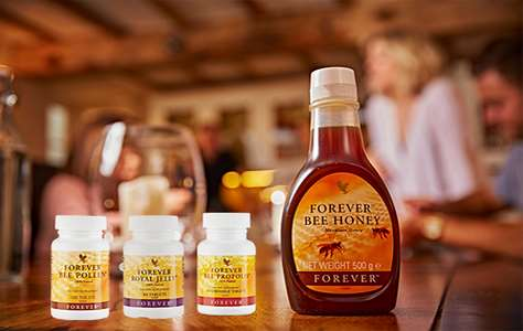 les produits de la ruche forever