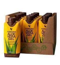 bases du bien être aloe vera 330 ml forever