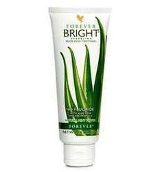 dentifrice bright sans fluor produit indispensable forever