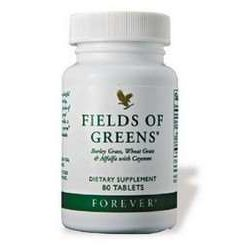 field of greens produit nutrition forever