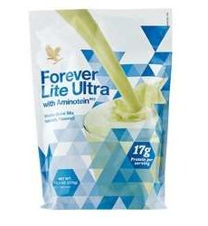 gamme fitness, forever ultra vanille
