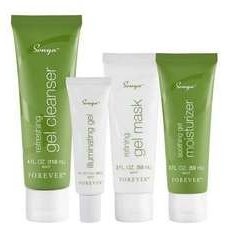 sonya daily skincare soins visage forever